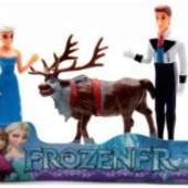 Герои - Холодное сердце от  Jia Yo toy trade игровой набор фигурок фрозен Анна и свен-фрозен