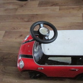 Каталка машына мини купер (бу) цена 400 гр