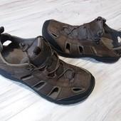 Закрытые сандали Teva 43р. 28 см. Кожа