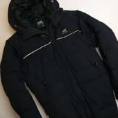 Куртка (курточка) парка пуховик Helly Hansen р-р. XL