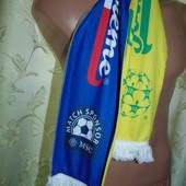 Фирменний спортивний шарф шарфик ф.к Брешія .Италия .