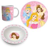 Наборы керамической посуды Disney Princess Принцессы