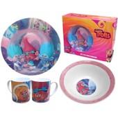 Наборы керамической посуды Disney Тролль