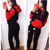 Костюм женский спортивный теплый 21871