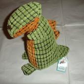 Крутая игрушка шуршалка погремушка  Динозаврик для малышей новый