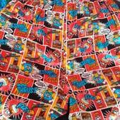 Мужские атласные, шелковые трусы- шорти The Simpsons Симпосоны S&A все размеры