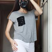 футболка Zara
