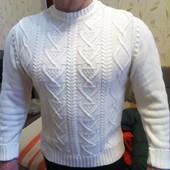 Дешево! Красивейший нарядный свитер