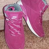 Кроссовки зима Nike Air Max 38 p.