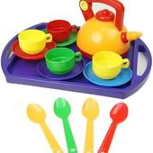 Набор детской посуды Юная господарочка 048-11