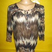 Очень красивая женская блуза  Per Una (Пер Уна) рр 16 !!!!!!