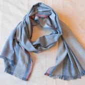 Палантин шарфик полосатый 180*49см