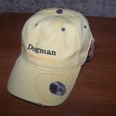 Стильная кепка-бейсболка на объем до 60 см.