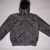 M-L, рост 164 очень теплая! зимняя куртка, Grace термокуртка