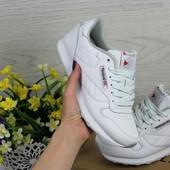 Кроссовки женские белые Reebok Classic