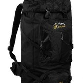 Рюкзак туристический Extrem 90 black