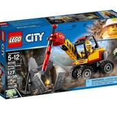 Lego City Мощный горный разделитель 60185