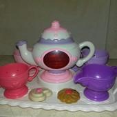Чайный сервиз Fisher-Price магический чай