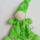 Слюновпитывающий платочек погремушка грызуха