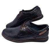Мокасины мужские кожаные Multi Shoes Stael