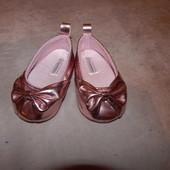 гламурчик! пинетки туфельки для принцессы