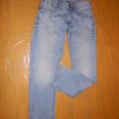 W33 L30, поб 50-52-54 зауженные джинсы слимы C&A
