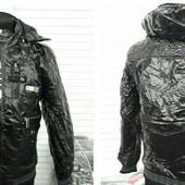 Распродажа.Стильные мужские курточки на синтапоне р M,L ,Последние размеры