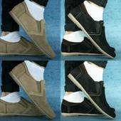 Туфли Clarks с перфорацией, кожа, р. 40-45, код gavk-0358
