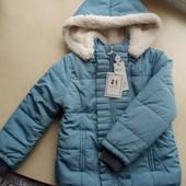 Куртка еврозима на 3 - 6 лет