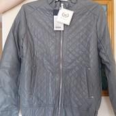 Куртка кожаная фирменная 160 рост