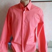 Красивая мужская рубашка для стильных мужчин разм. М ( ворот 15 -15,5 дюйм)