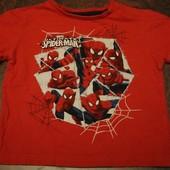 Футболка Spiderman на 2-3 года