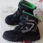 Сапоги, ботинки Ecco. Размер 29 (ст. 19 см-полная длина)