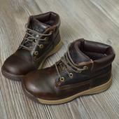 Ботинки полусапоги кожа Timberland (28)