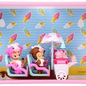 Twozies Младенцы тузис набор Тележка мороженого