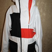 M разм. Большая куртка Bonfire. Оригинал Длина по спинке - 86 см.,      плечи - 54 см.,      пог -