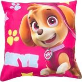 Декоративная подушечка для детской Щенячий Патруль Скай розовая 40х40