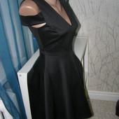 Boohoo актуальное платье  12-размер