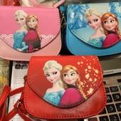 "Яркая сумочка для девочки ""Холодное сердце"""