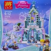Конструктор lele 37016 Happy Princess Волшебный ледяной замок Эльзы