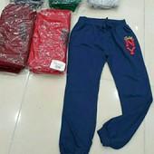 спортивные штаны р 8-12лет