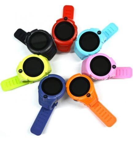 Original gps детские умные смарт часы  q360 / gw600 / g610 / g51 с камерой, фонариком, прослушкой! фото №1