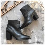 Брендовые ботинки с шипами рр 37