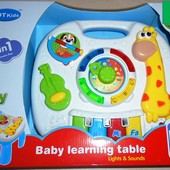 Муз столик малышам