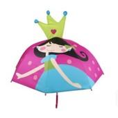 Яркий зонт для маленьких принцесс