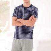 Піжамний комплект з шортами NEXT для чоловіків розм. xs-xxl під замовлення