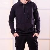 Размеры 46-52 Спортивный мужской костюм