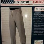 Мужские спортивные брюки на байке  U.S.sport america (германия)  размер на выбор
