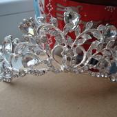 Діадема, корона. Свадьба диадема, корона.