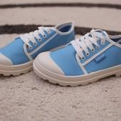 Женские ботинки на тракторной подошве, Польша, стелька 25 см